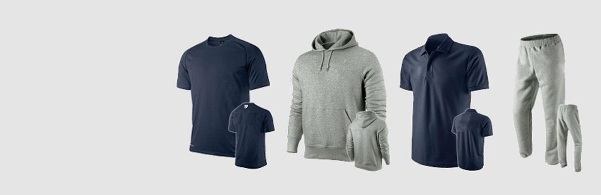 Sports apparel Australia